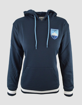 Sydney FC Womens Classic Exclusive Navy Hoody