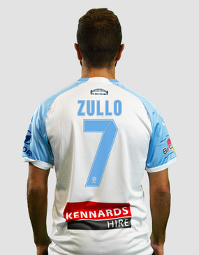Sydney FC 18/19 Adults Away Jersey - Customised