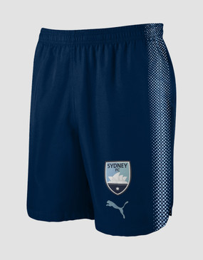 Sydney FC 18/19 Adults Home Shorts