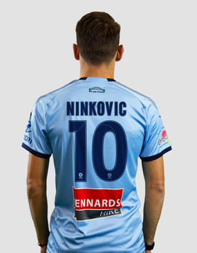 Sydney FC 18/19 Kids Home Jersey - Customised