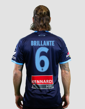 Sydney FC 18/19 Kids Alternate Jersey - Customised