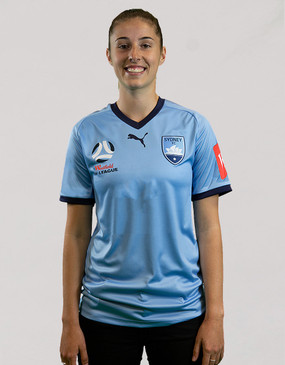 Sydney FC 18/19  Womens W-League Home Jersey
