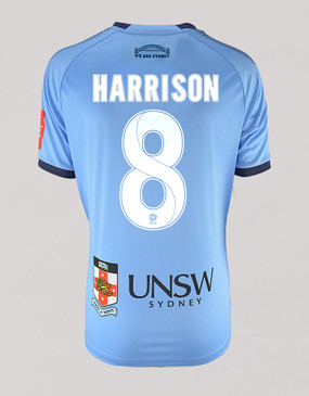 Sydney FC 18/19 Womens W-League Home Jersey - Customised