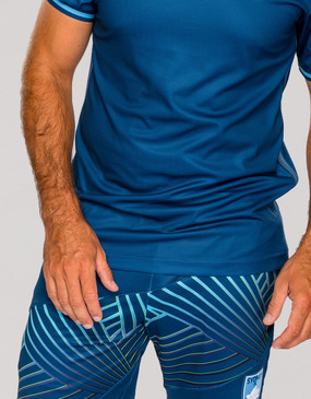 Sydney FC 18/19 Adults Geo Squad Training Shorts