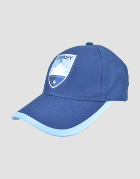 Sydney FC 18/19 Classic Club Training Cap Navy