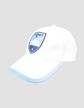 Sydney FC 18/19 Classic Club Training Cap White