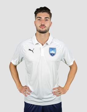 Sydney FC 18/19 Adults Club Polo White