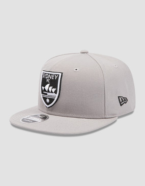 Sydney FC 18/19 New Era 9FIFTY Grey Cap