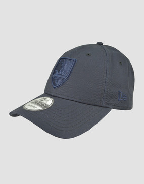 Sydney FC New Era 9FORTY Navy Tonal Cap