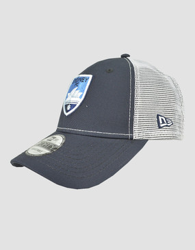 Sydney FC 18/19 New Era 9FORTY Navy/White Trucker Cap