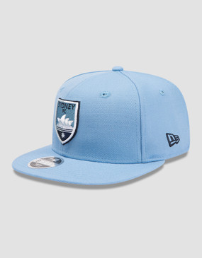 Sydney FC New Era 9FIFTY YOUTHS Core Sky Blue Cap
