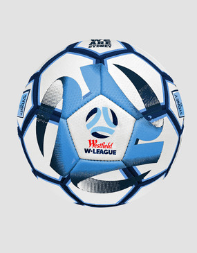 Sydney FC W-League Supporter Ball - Size 5