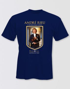 André Rieu Unisex Australian Tour T-Shirt