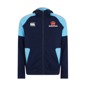 Waratahs 2019 Adults Hybrid Zip Hoody