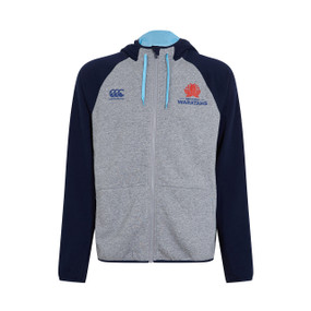 Waratahs 2019 Adults Raglan Zip Hoody