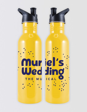 Muriel's Wedding Drink Bottle
