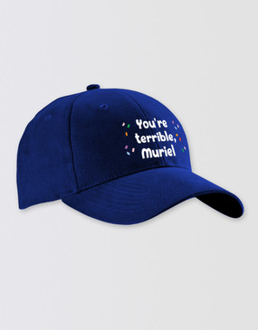 Muriel's Wedding Baseball Cap
