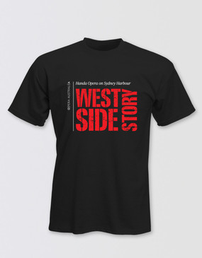 HOSH - West Side Story Unisex Logo T-Shirt