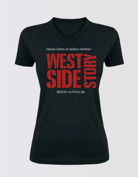HOSH - West Side Story Fitted Logo T-Shirt