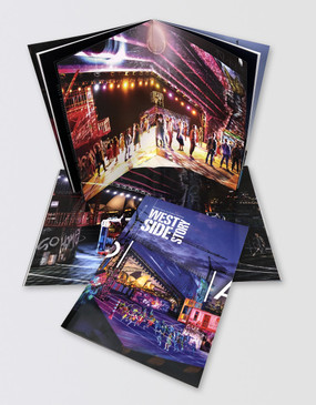 HOSH - West Side Story Souvenir Program