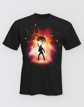 Saturday Night Fever Unisex Logo T-Shirt