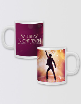 Saturday Night Fever Coffee Mug