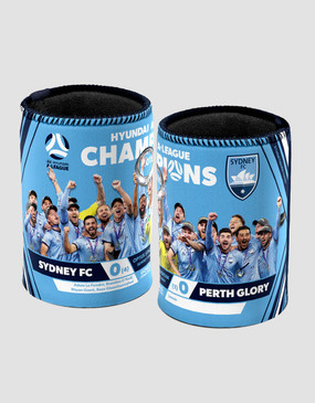 Sydney FC 18/19 Champions Can Cooler