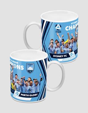 Sydney FC 18/19 Champions Mug