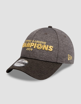 Sydney FC 18/19 Champions New Era 9FORTY Cap