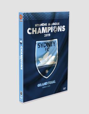 Sydney FC 18/19 Champions DVD
