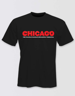 Chicago Unisex Logo T-Shirt