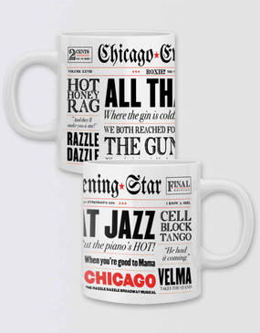Chicago Coffee Mug [PRE-ORDER]