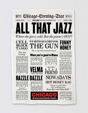 Chicago Tea Towel [PRE-ORDER]