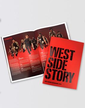 West Side Story Souvenir Program