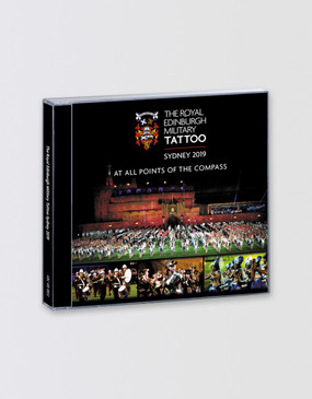 The Royal Edinburgh Military Tattoo 'Live From Sydney' 2019 CD