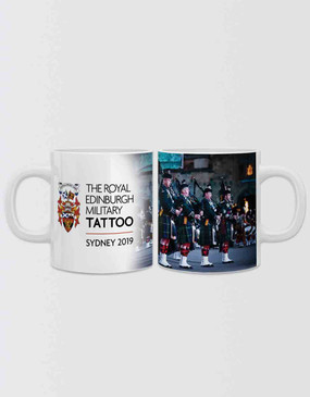 The Royal Edinburgh Military Tattoo Mug