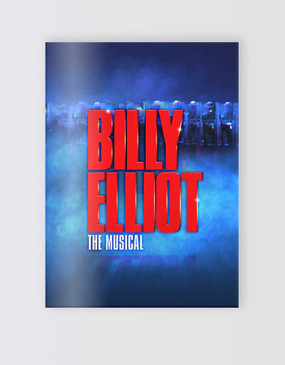 Billy Elliot Souvenir Program