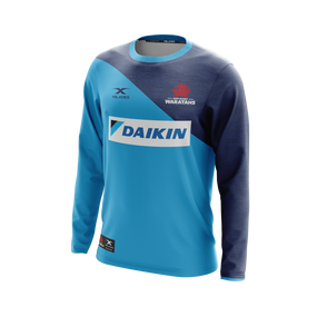 NSW Waratahs 2020 Adults L/S Training Tee