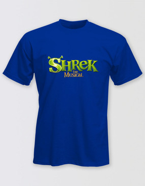 Shrek Logo T-Shirt - Adults Unisex