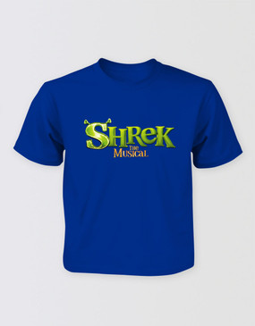 Shrek Logo T-Shirt - Kids