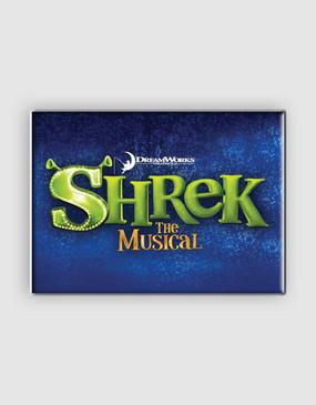 Shrek Magnet - Logo
