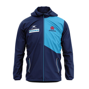 NSW Waratahs 2020 Mens Wet Weather Jacket