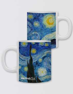 Van Gogh Coffee Mug - Starry Night