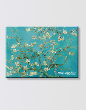 Van Gogh Magnet - Almond Blossoms