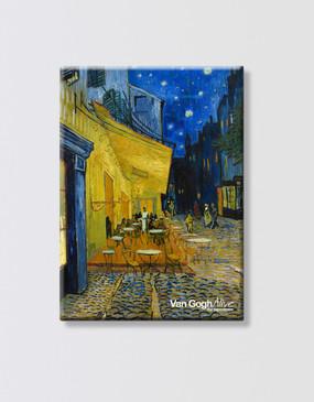 Van Gogh Magnet - Cafe Terrace