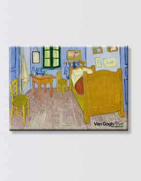 Van Gogh Magnet - Bedroom