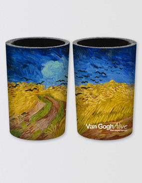 Van Gogh Coldy Holder - Wheatfield