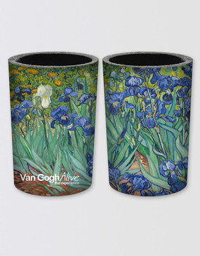 Van Gogh Coldy Holder - Irises