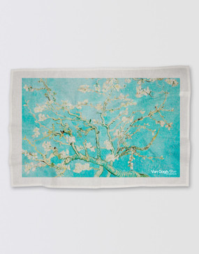 Van Gogh Tea Towel - Almond Blossoms