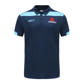 NSW Waratahs 2021 Mens Team Polo